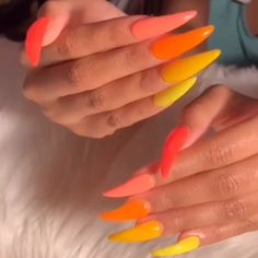 nail designs and ideas for coffin acrylic nails 41 ~ my.me nail designs and ideas for coffin. Summer Acrylic Nails, Cute Acrylic Nails, Summer Nails, Gel Nails, Coffin Nails, Gorgeous Nails, Pretty Nails, Dope Nails, Nail Games