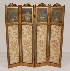 french art nouveau dressing screen - Bing Images