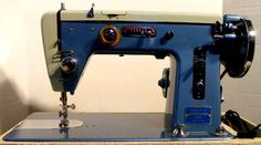 Restored Japanese Happy/Wards Sewing Machine