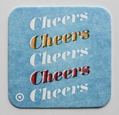 Allan Peters: Target 50th Anniversary Party Branding