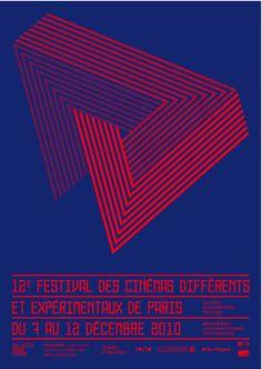 Festival des Cinémas différents et expérimentaux de Paris, 2010