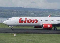 Lion Air Tabrak Sapi