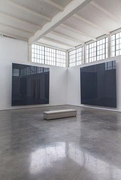 Richter at Dia:Beacon Bauhaus, Dia Beacon, Cereal Magazine, Modernisme, Design Research, Installation Art, Art Installations, Land Art, Brutalist
