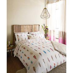 Buy Harlequin Limosa Feather Bedding Online at johnlewis.com