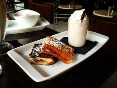 Nutella Panini at Pounds & Ounces, New York NY // Serious Eats New York