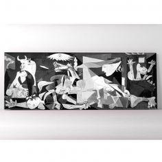 Γκουέρνικα πίνακας σε καμβά - Livewall Polaroid Film