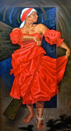 Choose your favorite caribbean dance paintings from millions of available designs. All caribbean dance paintings ship within 48 hours and include a money-back guarantee. African American Artist, American Artists, African Art, Puerto Rico, Puerto Rican Culture, Cuban Culture, Cuban Art, Afro Cuban, Arte Do Kawaii