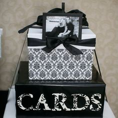 Card box idea for Katie's sweet 16