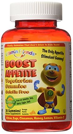 Boost Appetite Vitamin Friends 36 Gummy * You can find out more details at the link of the image.