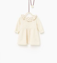 Embroidered dress-DRESSES-Baby girl-Baby   3 months - 3 years-KIDS   ZARA United States