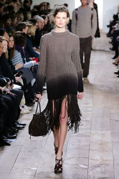 NYFW Trend Alert: Fringe Returns to the Runway