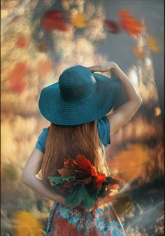 """lunamiangel: """"@lunamiangel """" Orange And Turquoise, Shades Of Teal, Autumn Photography, Fall Pumpkins, Autumn Summer, Spring Colors, Color Themes, Beautiful Ladies, Dapper"""