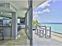 Luxurious Oceanfront apartment in the Ocean Park district of San Juan, Puerto Rico  #prsir #oceanfront #realestate #sanjuan #puertorico #views