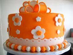 Birthday Cake Photos polka dot cake Decorating inspiration