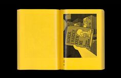 It's Nice That : Olivier Lebrun's Pocket Companion to Books from The Simpsons