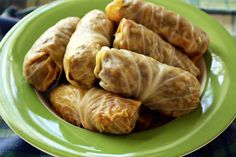 Polish Cabbage Rolls by Jenny Can Cook