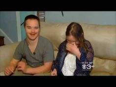 Couple With Down Syndrome Mistreated At South Jersey Movie Theater. They were on a date for her birthday.... What a shame. BTW, they also are planning to get married. When he brings it up, she is so embarrassed... So cute!