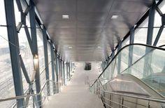 Adler Railway Station, Rosja, Armstrong Sufity Podwieszane, ceiling, sufit akustyczny, acoustic