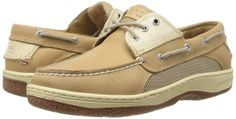Sperry Top-Sider Men's Billfish 3-Eye Boat Shoe pair
