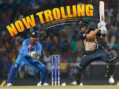 This Is How Cricketing Fraternity Reacted On India's Defeat Against New Zealand, Trolling Live- #NewZealand #India #WorldCup #T20 #2016 #Cricket #Match #Spoof #Trolling #Reactions