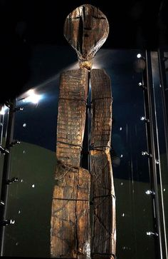 This 9500 year old wooden Shigir Idol was found within the Ural Mountains. This is the oldest piece of timber art known to exist. It is 2x as old as the Egyptian Pyramids and Stonehenge. The Idol has mysterious etchings which...