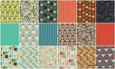 August Charm Pack - Sarah Watts - Cotton+Steel — Missouri Star Quilt Co.