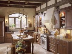 Relaxing Country Kitchen Ideas