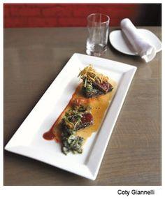 A Dish We Love: Georgetown's Pepper-crusted Tuna