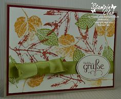 Stampin' Up! - French Foliage