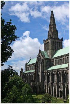 Glasgow Cathedral, Glasgow, Scotland Copyright: Michal Lepecki