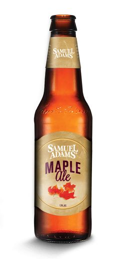 Samuel Adams Maple Ale. Sounds like the perfect fall brew.
