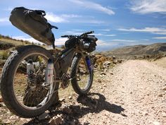This is definitely my new inspiration Fat bike...