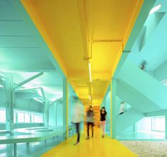 Bangkok University Student Activity Center - Supermachine Architects