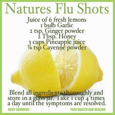 Natures cures