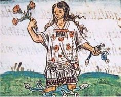 Menstruation through the eyes of the Maya and Mexica