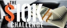 If you're accepted to participate in this Challenge, you will be going for building a $10,000 per month income within the next 30-60 days.  If you've been praying for a miracle, this may be it.  If you're sick and tired of being sick and tired, this might be your way out to freedom.  Watch the 10K Challenge Video to find out how you can learn to make $10,000 per month online within 30 days ... http://maricarwing.com/?p=393