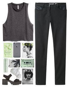 """pieces of peace"" by universed ❤ liked on Polyvore featuring T By Alexander Wang, H&M, Dezso by Sara Beltrán and Imm Living"