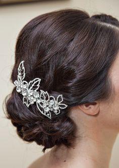 #wedding #hair #bridal #hairstylist www.siansharkey.com
