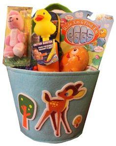 Pre-Made Easter Basket for Girls:  Disney Bambi Easter Basket at Amazon