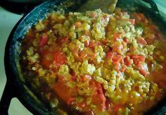 American Chop Suey Spaghetti #comfortfood #quickmeals #NewEngland
