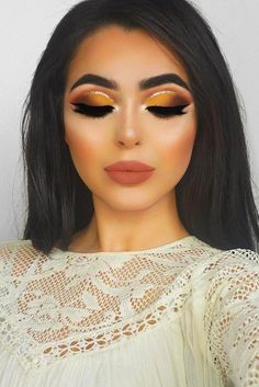 Super Sexy Makeup Tips for Valentines Day See more: Makeup Is Life, Sexy Makeup, Cute Makeup, Gorgeous Makeup, Makeup Looks, Hair Makeup, Hooded Eye Makeup, Blue Eye Makeup, Makeup For Brown Eyes