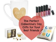 Pick the perfect gift to celebrate Galentine's Day!