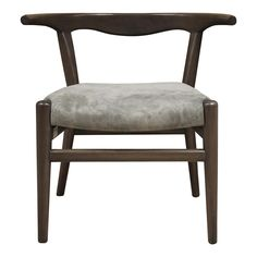 found it at allmodern patsy leather side chair - Leather Chair And A Half