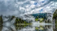 Fire on the lake - www.kgphotography.ch