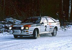 Sustém-se a respiração na Toyota, pois quando falta um troço para terminar o rali, uma longa tradição do Rali da Suécia está prestes a cumprir-se. Um carro de ralis novo vencer pela primeira vez no segundo rali do Mundial que disputa. Foi assim com a Audi em 1981, Citroën DS3 WRC em 2011 e Volkswage