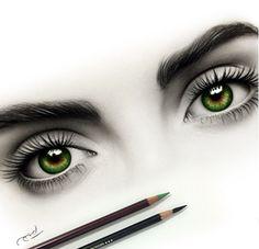 'Mesmerizing Pencil Drawing Works by Ayman Fahmy'