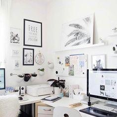 #WorkspaceWednesday Regram via: @workspacegoals and...