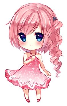 Cute 'n' Kawaii Chibi! Anime Chibi, Manga Anime, Kawaii Anime, Anime Body, Anime Pokemon, V Chibi, Chibi Kawaii, Chibi Girl, Cute Chibi