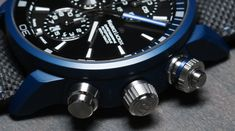Maurice Lacroix Pontos S Extreme Watch In Cool Colors   maurice lacroix