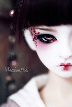 Flickr BJD : Make up